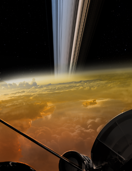 Fake News Cassini